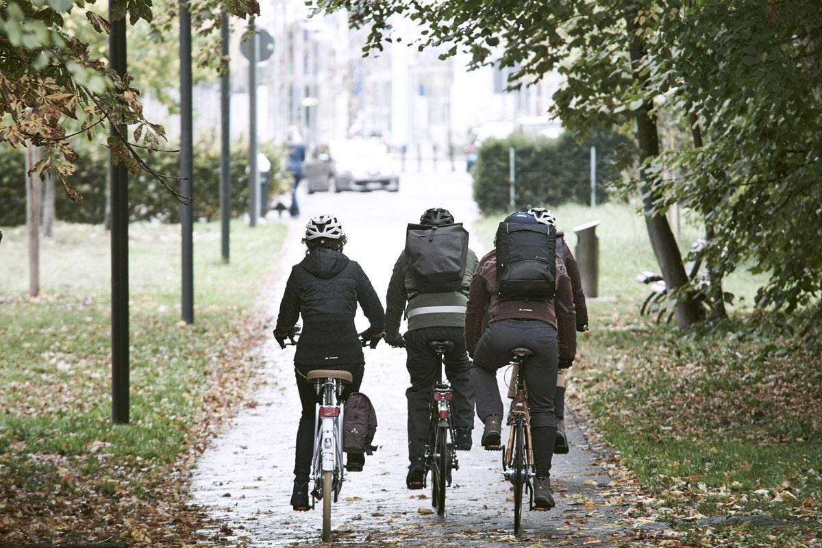 Ist Radfahren im Herbst und Winter gefährlicher als im Sommer?
