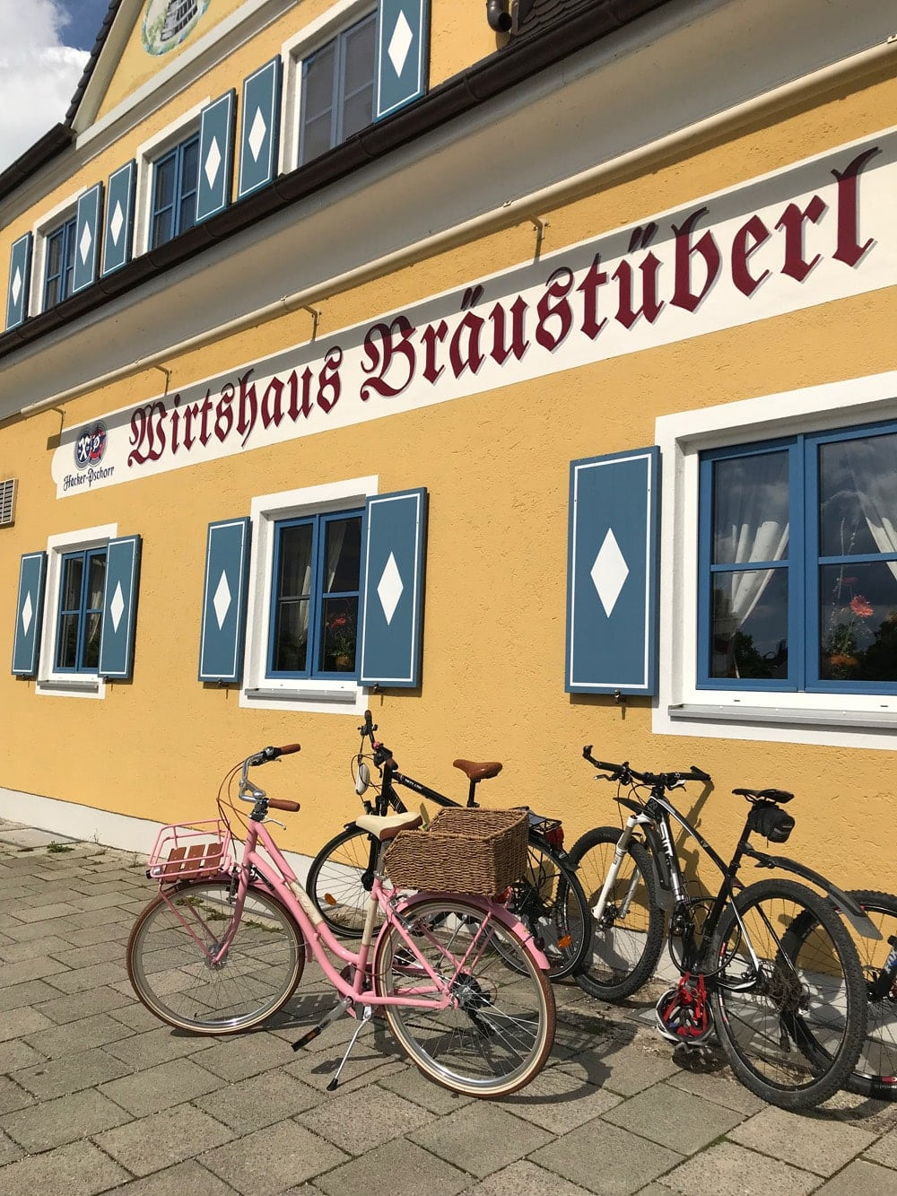 Radlbauer - Radtour - Westen Starnberger See - 02