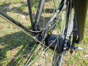 Test Raleigh Cardiff 7 LB 500 Wave