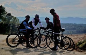 Trainingslager mit dem Lucky Biker