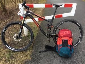 Trek Fuel EX 9 2015