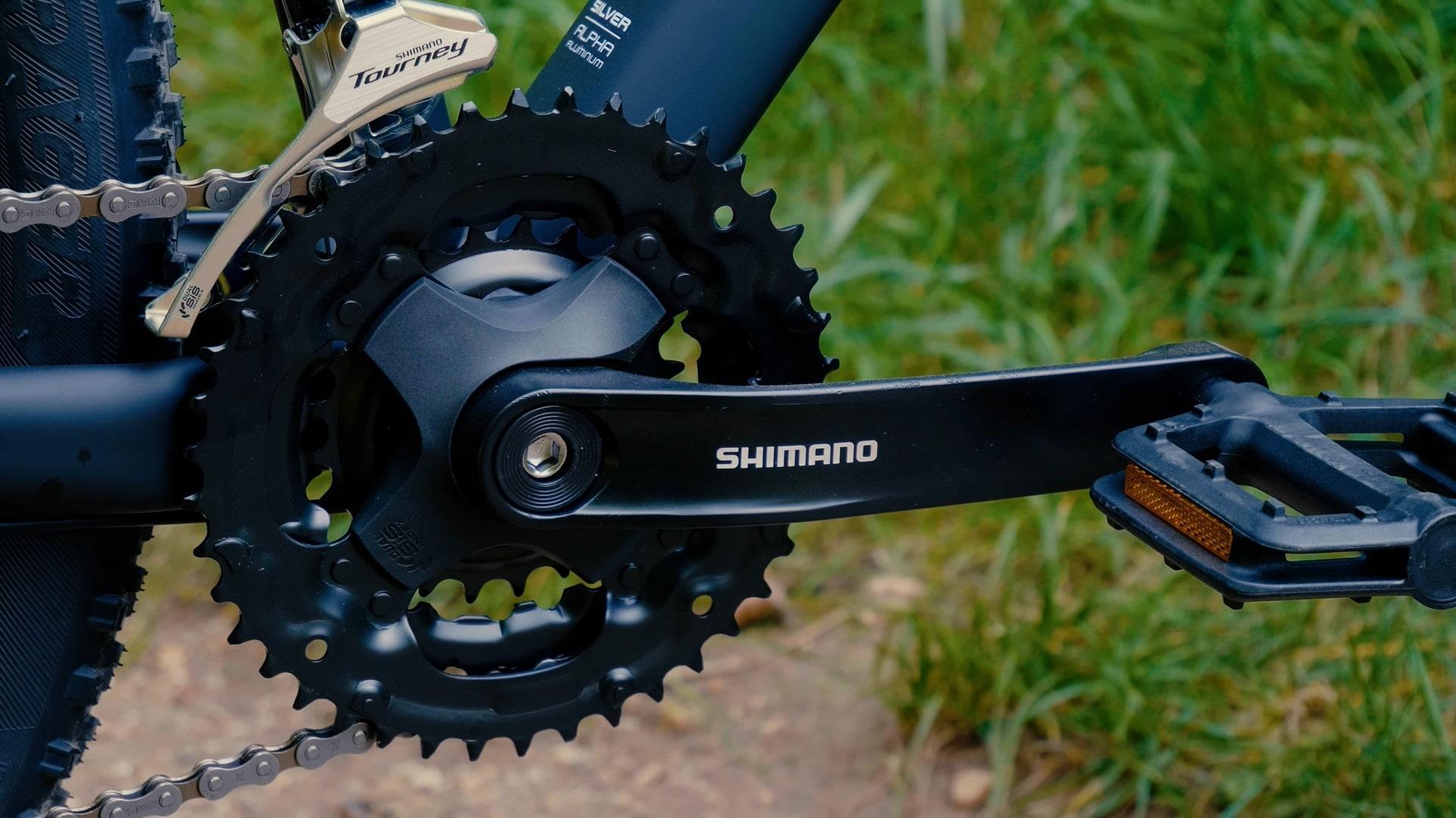Trek Marlin 5 2020 - Einstiegs-Mountainbike - MTB Shimano Tourney Kurbel
