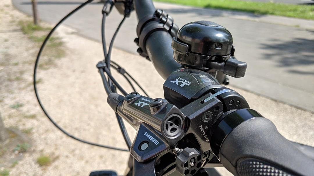 Trekkingbike - 2R Manufaktur Sport XT 2019 - Federgabel mit Lockout am Lenker