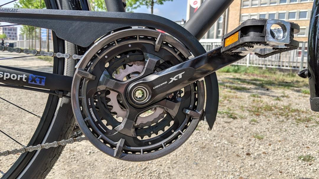 Trekkingbike - 2R Manufaktur Sport XT 2019 - Shimano XT