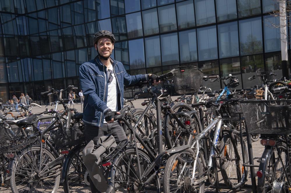 Vorbei am Stau - Mit dem Fahrrad zur Arbeit - Erfahrungsbericht