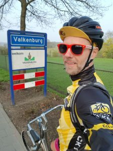 Der Lucky Biker in Valkenburg