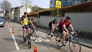 Finisher Amstel Gold Race
