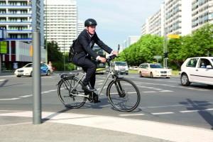 Pendeln mit dem E-Bike 2014