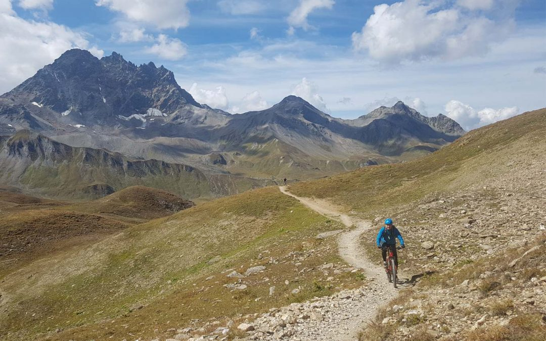 Transalp: Die Alpen mit dem Mountainbike