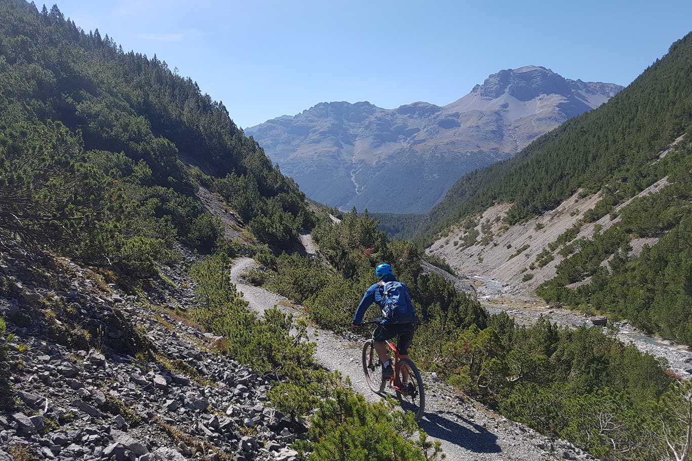 transalp die alpen mit dem mountainbike lucky bike blog. Black Bedroom Furniture Sets. Home Design Ideas