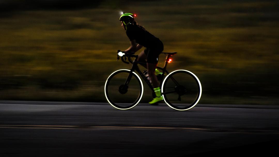 Licht am Fahrrad - gesetzliche Vorschriften für Sichtbarkeit