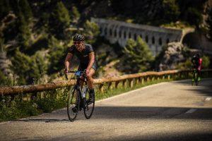 Der Lucky Biker beim Ötztalmarathon