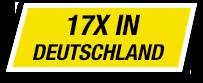 19x in Deutschland