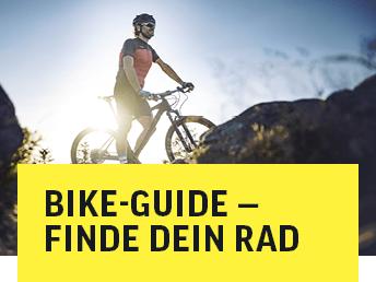 Bike-Guide - Einfach das richtige Rad finden