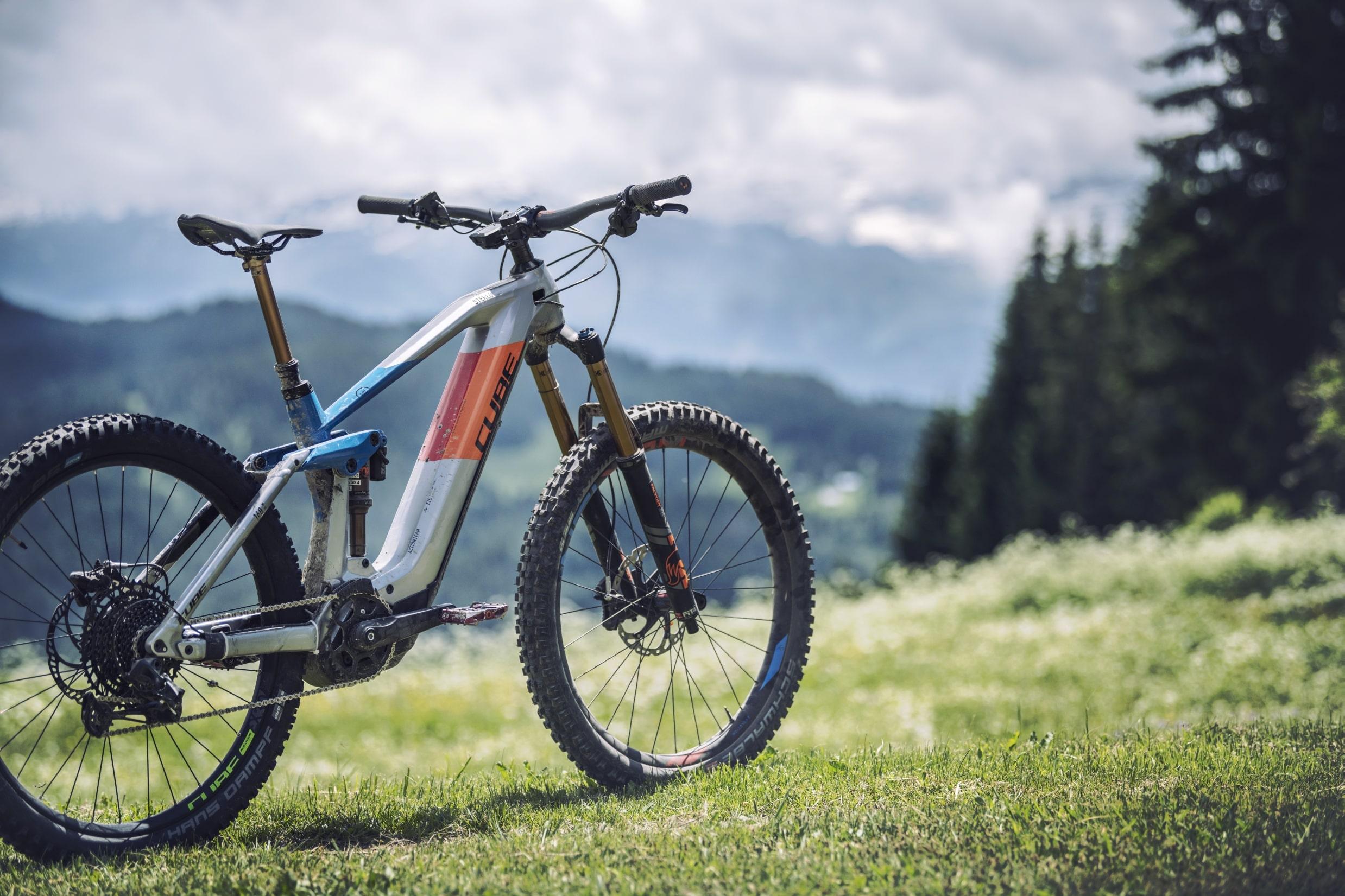Cube E-Mountainbike