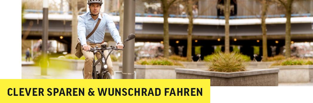 Fahrrad-Leasing