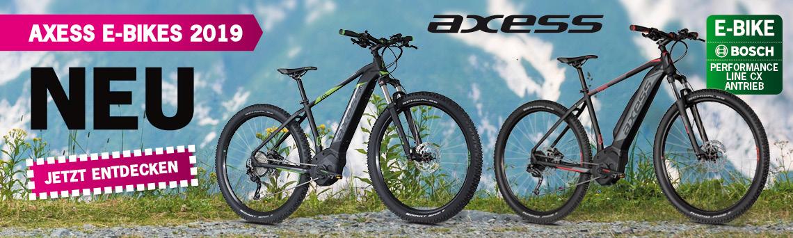 Axess E-Bikes