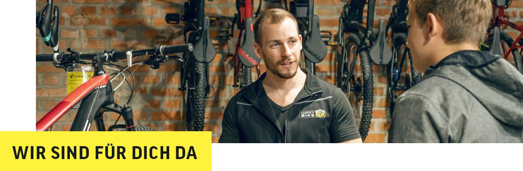 Ratgeber und Service bei Lucky Bike