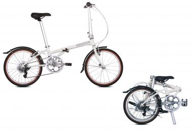 Lucky Bike Dahon Boardwalk
