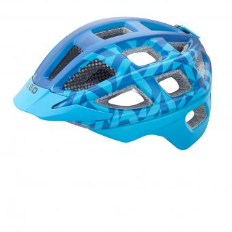Helme KED Kailu 49-53 cm   blue matt