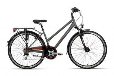 Lucky Bike 2R Manufaktur Acera Trapez 2016 50 cm   anthrazit