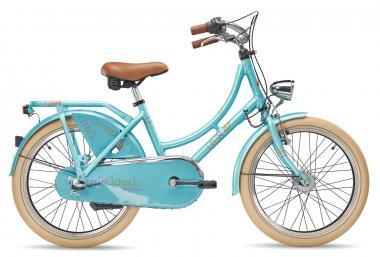 Lucky Bike S´Cool Chix Classic 20-3 2016 34 cm   hellblau