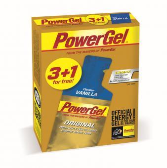 PowerGel Original 3+1 Kohlenhydratgel