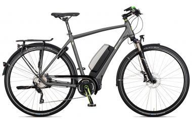 Lucky Bike e-bike Manufaktur 11LF Deore XT Herren 2017 50 cm | slate matt