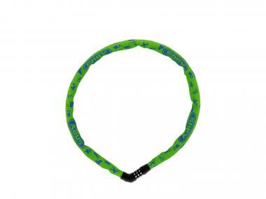 /Schlösser: Abus  Steel-O-Chain 4804C Symbols Kettenschloss