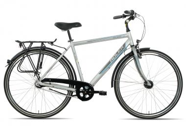 Fahrräder Adler Bilbao 7 2016 Herren 48 cm | silber matt