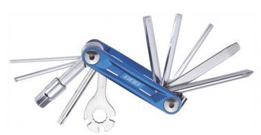 Zubehör > werkzeug/pflege > werkzeug: BBB  Primefold Multifunktionswerkzeug