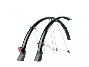 Zubehör > schutzbleche: SKS  Bluemels Cable Tunnle Radschützer Set