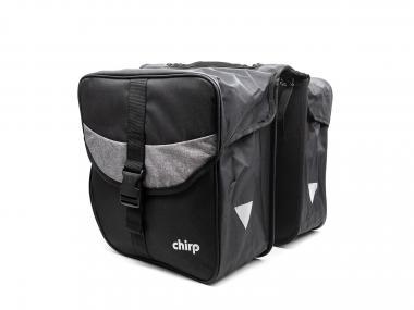 Fahrradteile/Taschen: Chirp  Travel Set Gepäckträgertaschen