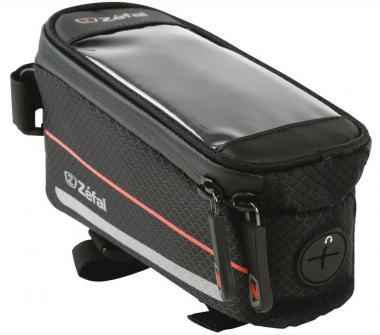 Lucky Bike Zefal Z Console Pack Rahmentasche 160x95x70mm (M) | schwarz