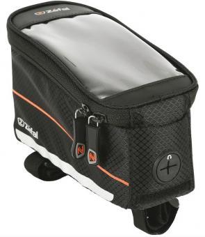 Lucky Bike Zefal Z Console Pack Rahmentasche 180x95x110mm (L) | schwarz