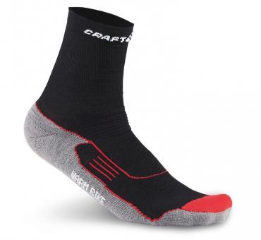 Craft Warm Bike Mid Sock