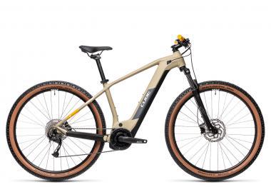 fahrräder > E-Bikes > e-mtb hardtail: Cube  Reaction Hybrid Performance 500 2021