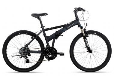 Lucky Bike Dahon Espresso Faltrad 2018 24 Zoll | schwarz