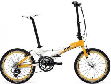 Lucky Bike Dahon Visc P18