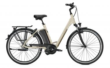 Lucky Bike Kalkhoff Select XXL I8R Wave 2017 45 cm | beige | 28 Zoll