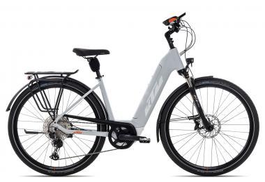 E-Bikes: KTM  Macina Style NY Pro Wave
