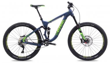 Lucky Bike Marin Attack Trail 8 27.5 2017 19 Zoll | Indigo
