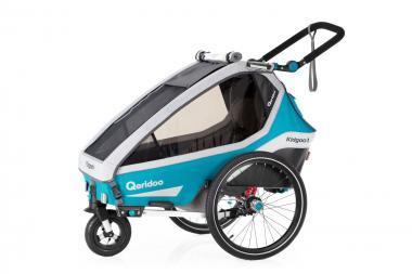 Zubehör > transport > kinderanhänger: Qeridoo  Kidgoo1 Kindersportwagen