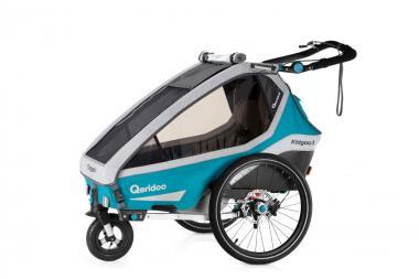 Zubehör > transport > kinderanhänger: Qeridoo  Kidgoo1 Sport Kindersportwagen