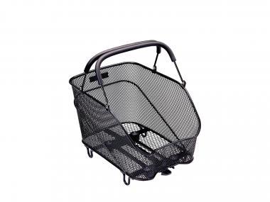 Fahrradteile/Gepäckträger: Racktime  Bask-it Trunk small