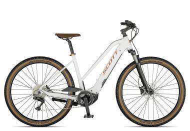fahrräder > E-Bikes > e-trekkingbike: Scott  Sub Cross eRIDE 10 Trapez 2021