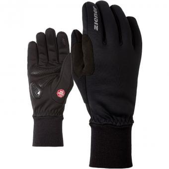Lucky Bike Ziener Bike WS Glove SMU 11 | schwarz