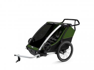 Zubehör > transport > kinderanhänger: Thule  Chariot Cab 2
