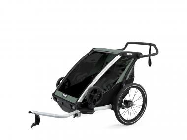 Zubehör > transport > kinderanhänger: Thule  Chariot Lite