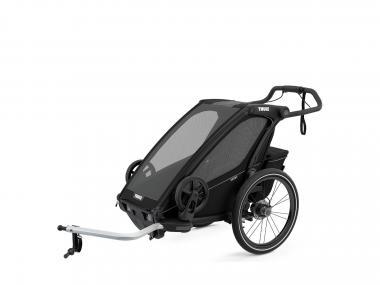 Zubehör > transport > kinderanhänger: Thule  Chariot Sport